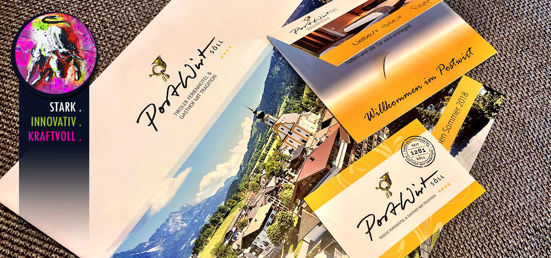 print werbeagentur tirol hotel marketing