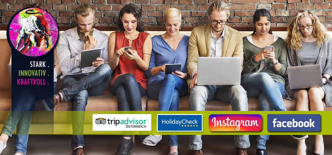 social media werbeagentur tirol hotel marketing